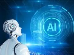 """锡城首个5G人工智能巡逻机器人""""大白"""""""