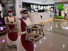 餐饮机器人将成为行业发展新方向